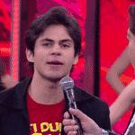 """Lucas Veloso é um dos participantes da nova temporada do """"Dança dos Famosos"""" - Reprodução/TV Globo"""