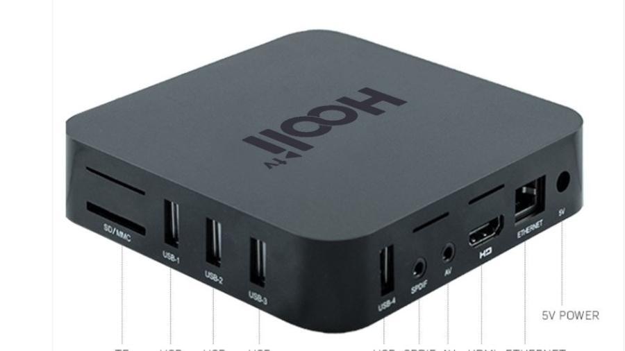 Nova modalidade de pirataria, a HooliTV furta o sinal de TV das operadoras e o transmite via streaming - Reprodução