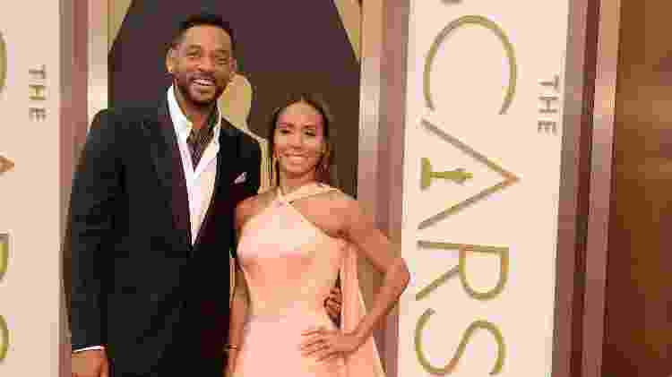 Jada Pinkett-Smith e Will Smith - Getty Images - Getty Images
