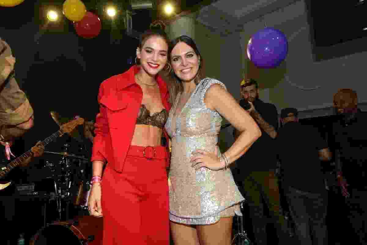 Bruna Marquezine vai à festa de Carol Sampaio no Rio - Divulgação/Reginaldo Costa Teixeira