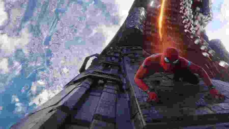Vingadores: Guerra Infinita - Divulgação/Marvel