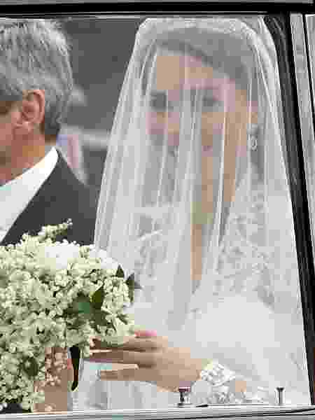 Esmalte Kate Middleton casamento real - Getty Images - Getty Images