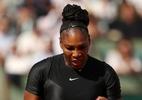 Em Wimbledon, Serena Williams chora ao perder primeiros passos da filha - Getty Images