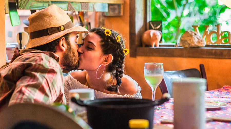 O Dia dos Namorados é comemorado em 12 de junho no Brasil - Getty Images