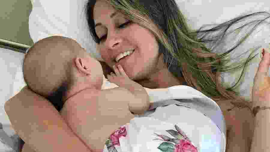 Mayra Cardi e a filha, Sophia - Reprodução/Instagram/mayracardi