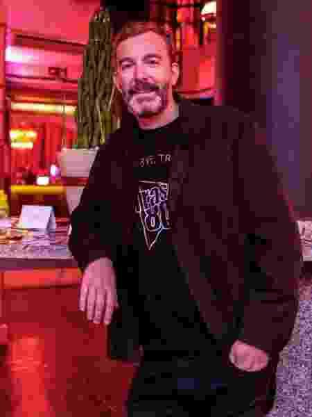 Eneas Neto, fundador e DJ da Trash 80's - Lincon Justo/Divulgação - Lincon Justo/Divulgação
