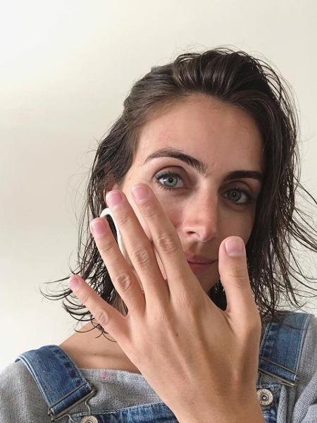 """A consultora de moda Giovanna Nader: """"Não me sinto menos feminina por isso"""" - Reprodução/Instagram"""