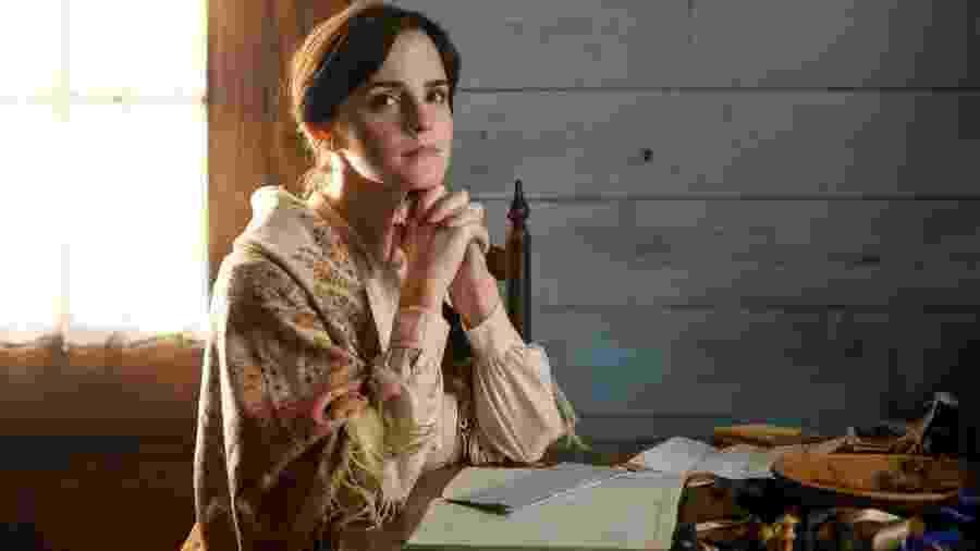 Emma Watson como Meg em Little Women - Divulgação/Vanity Fair