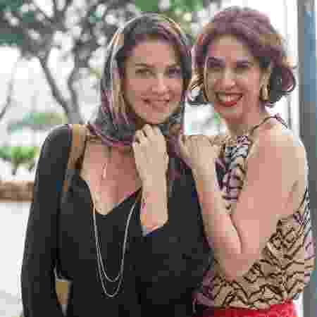 Luana Piovani e Maria Clara Gueiros  - Divulgação  - Divulgação