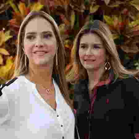 Marcela Gattaz e Karla Nadir: a empresa fatura muito - Arquivo pessoal