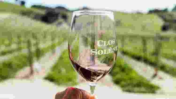 Clos Solene Winery, uma das muitas vinícolas de Santa Bárbara - Divulgação