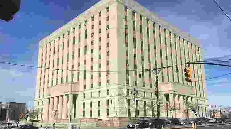 O Mario Merola Building, projetado em 1931, fica nos bairros Concourse e Melrose do Bronx - Divulgação