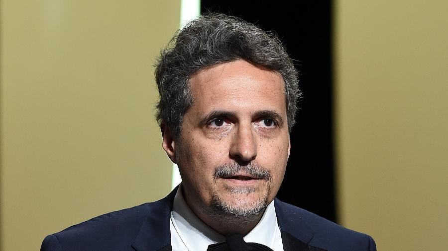 Kléber Mendonça Filho no Festival de Cannes em 2019; diretor está no júri da Palma de Ouro - Pascal Le Segretain/Getty Images