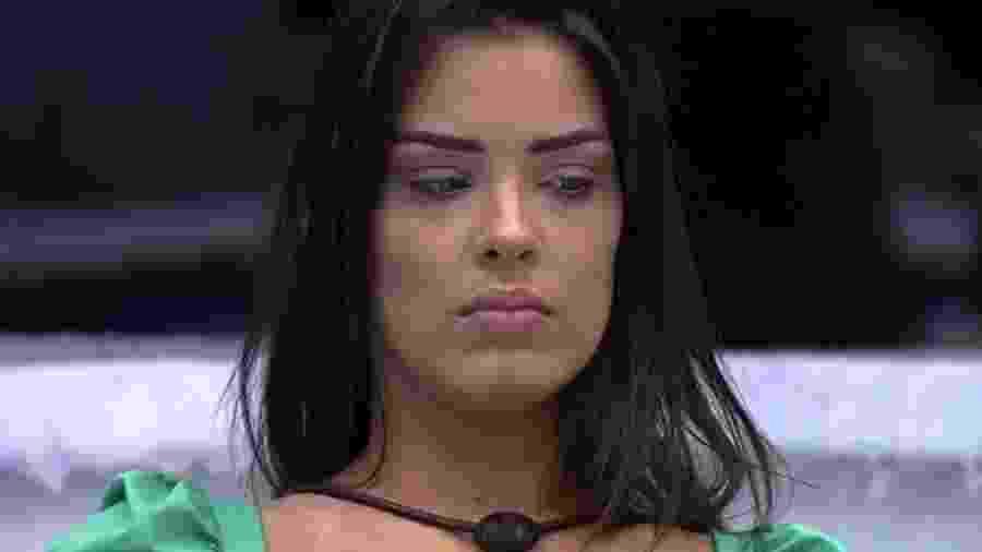 BBB 20: Ivy sofre por ir ao paredão com Daniel - Reprodução/Globo