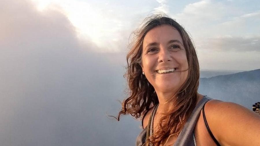 Rachel Varoto morreu de malária no Quênia; ela era guia de turismo e ficou doente no pais - Arquivo Pessoal