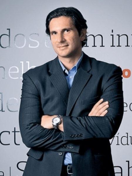 Frederic Kachar, executivo do Grupo Globo - Reprodução