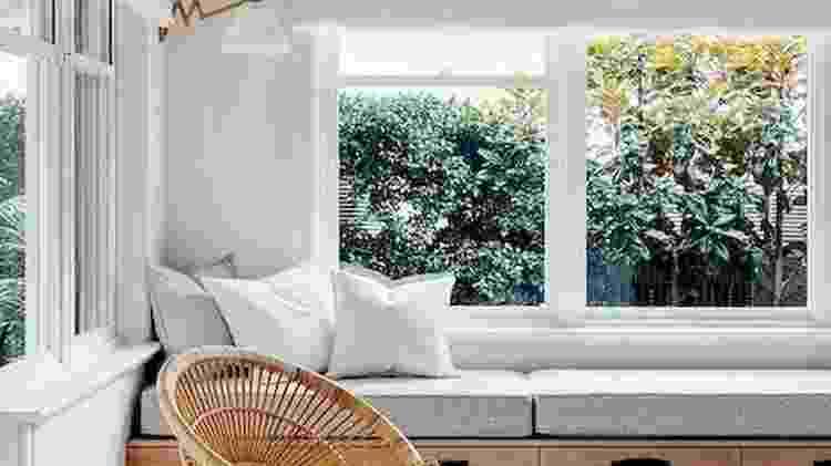 É importante manter uma corrente de ar por meio das janelas do apartamento - Reprodução/Pinterest - Reprodução/Pinterest