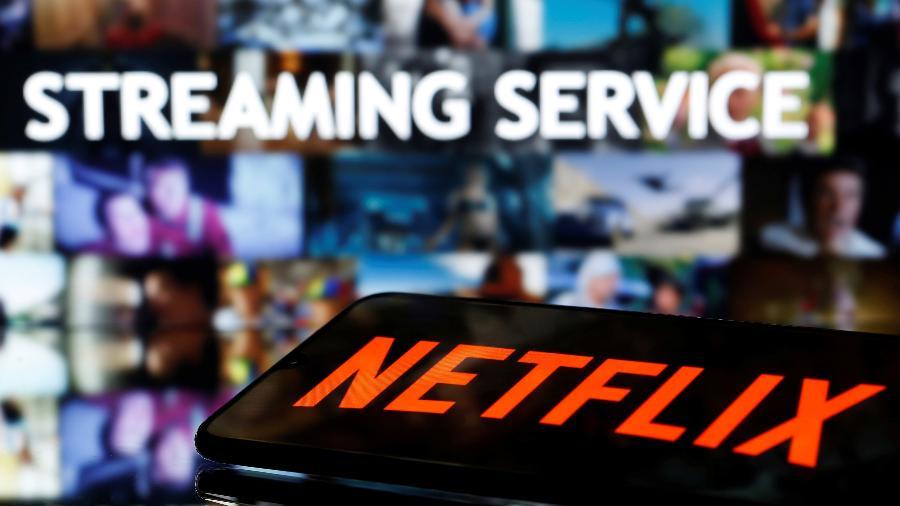 Assinaturas da Netflix desaceleraram por conta da pandemia - REUTERS