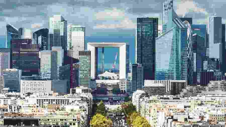 La Défense de Paris - Getty Images