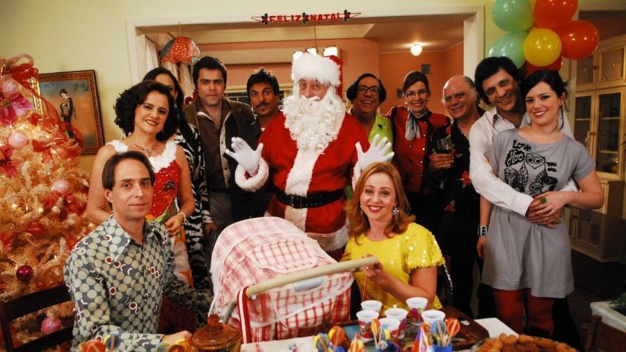 """""""A Grande Família"""" retorna à TV para especial de natal - Divulgação"""
