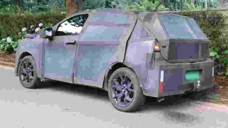 SUV Fiat 2 - Rafaela Borges/UOL - Rafaela Borges/UOL
