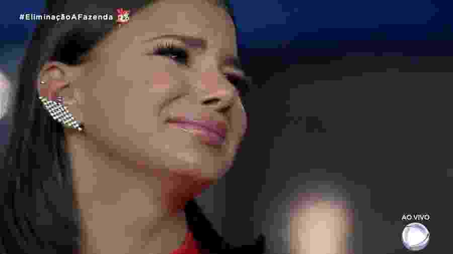 A Fazenda 2020: Jakelyne Oliveira foi a 12ª eliminada do reality - Reprodução/Playplus