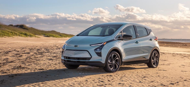 Bolt será apenas um dos vários modelos elétricos que a GM venderá no futuro - Divulgação