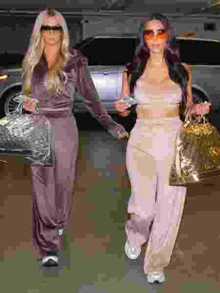 Paris Hilton Kim Kardashian - Reprodução/Instagram - Reprodução/Instagram