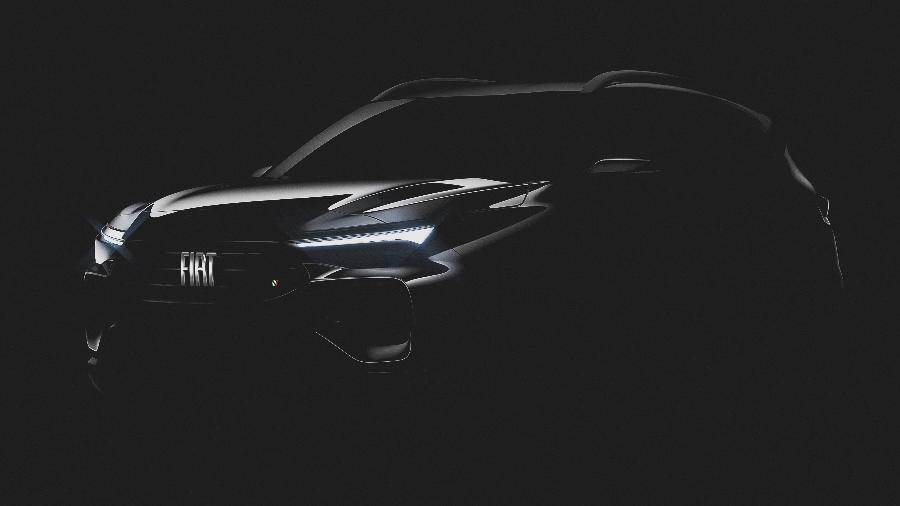 Projeto 363: novo SUV da Fiat ganhou teaser e será apresentado na final do BBB 21 - Divulgação