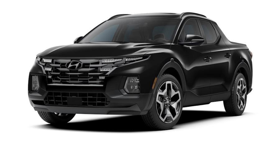 Hyundai Santa Cruz 2022 - Divulgação