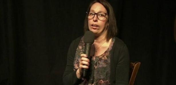 Romina diz que ficava mais difícil conhecer homens à medida que sua condição piorava - BBC