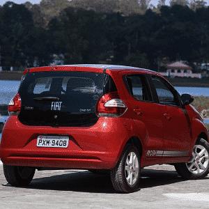 Fiat Mobi Like On - Murilo Góes/UOL