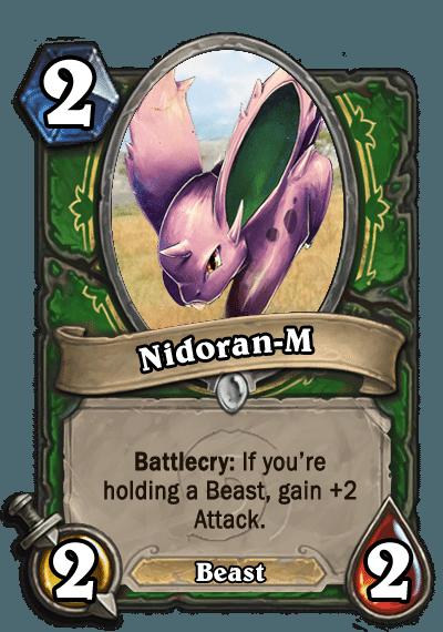 Nidoran ♂