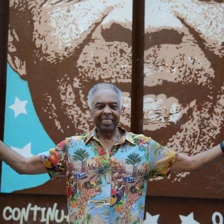 Gilberto Gil   - Tomaz Silva/Agência Brasil