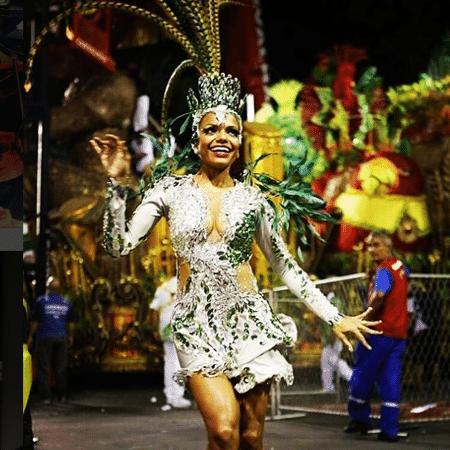 Quitéria Chagas confirma presença no Carnaval - Reprodução/Instagram/quiteriachagas1