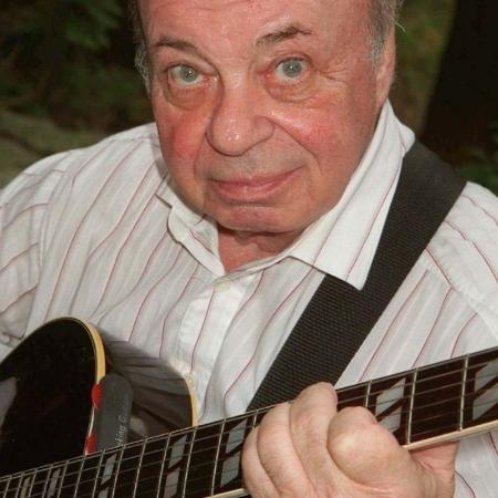"""O músico Heinz Jakob """"Coco"""" Schumann morre aos 93 anos - Reprodução"""