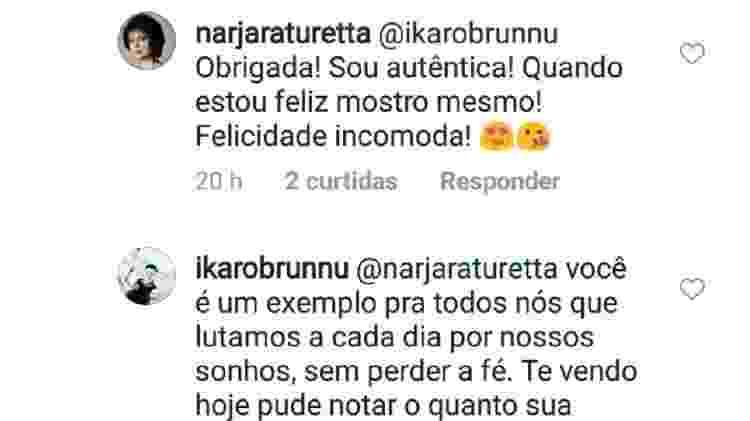 Narjara - Reprodução/Instagram - Reprodução/Instagram