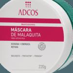 Máscara de Malaquita: com ação desintoxicante, energizante e reparadora. R$193, Adcos, www.lojaadcos.com.br - Divulgação
