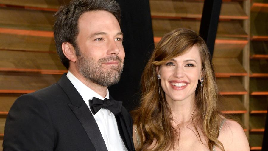 Ben Affleck e Jennifer Garner - Getty Images
