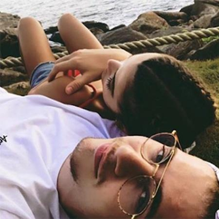 Manu Gavassi e Leo Picon tinham assumido o namoro no início do mês - Reprodução/Instagram