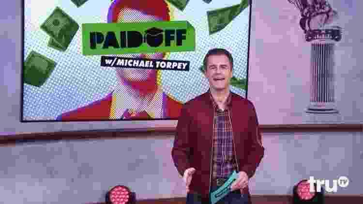 """Imagem do programa """"Paid Off"""" - Reprodução - Reprodução"""