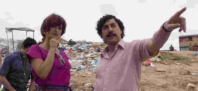 """Penélope Cruz e Javier Bardem em cena de """"Escobar: A Traição"""" - Divulgação"""