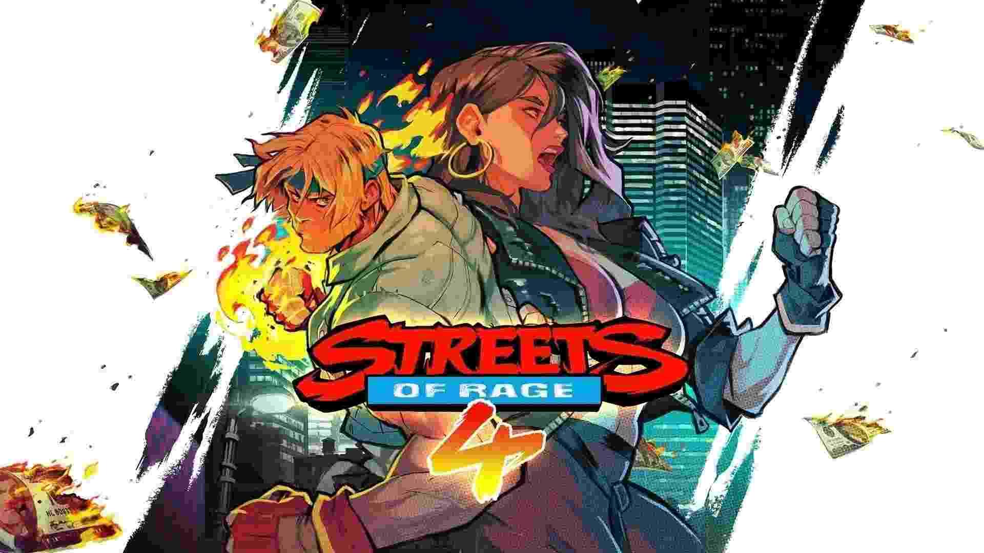 Streets of Rage 4 - Divulgação