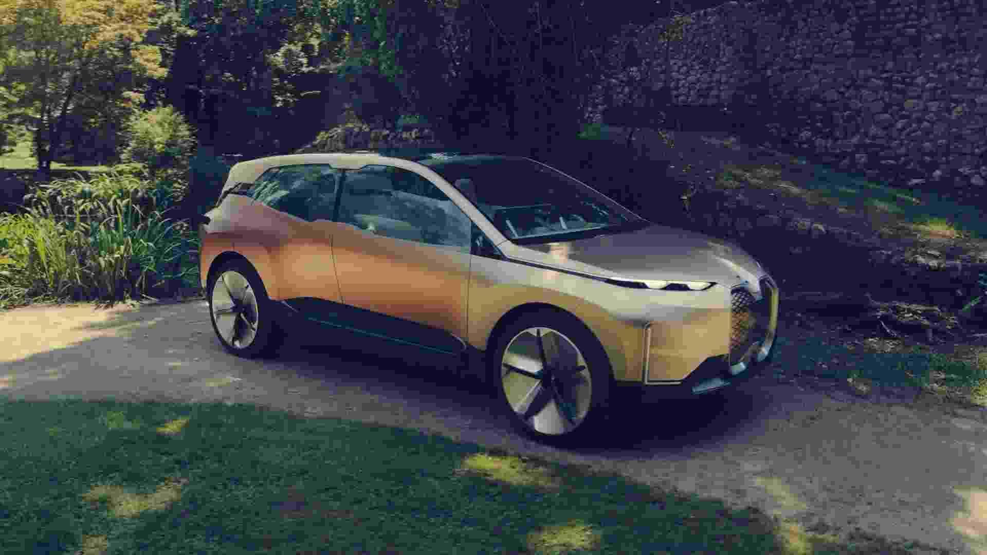 BMW Vision iNext - Divulgação