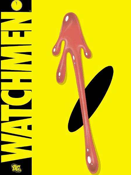 """Capa da HQ """"Watchmen"""" - Reprodução - Reprodução"""