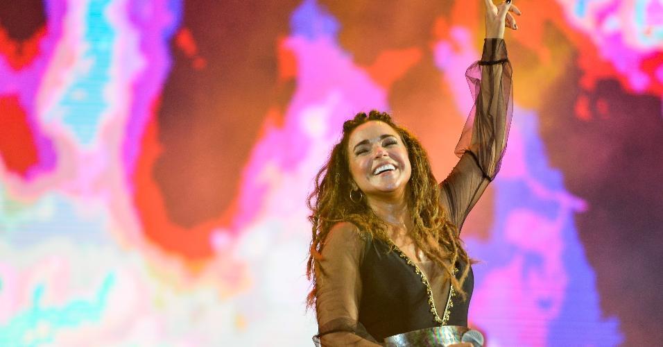 Daniela Mercury no Festival Virada Salvador