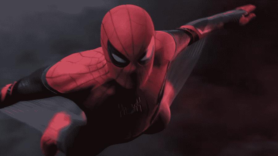 """Cena do filme """"Homem-Aranha: Longe de Casa"""" - Reprodução"""