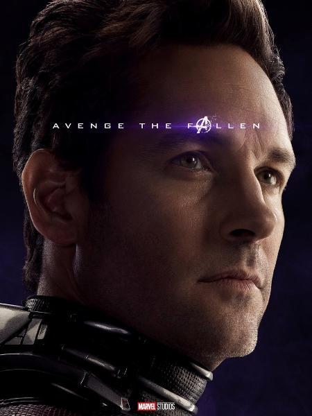 """Paul Rudd como o Homem-Formiga em """"Vingadores: Ultimato"""" - Divulgação"""