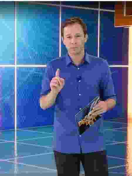 """O próximo """"BBB"""", com apresentação de Tiago Leifert, promete surpreender - Reprodução/Globo"""