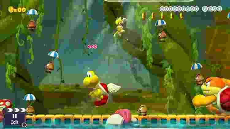 Super Mario Maker 2 - Gatinho - Divulgação - Divulgação